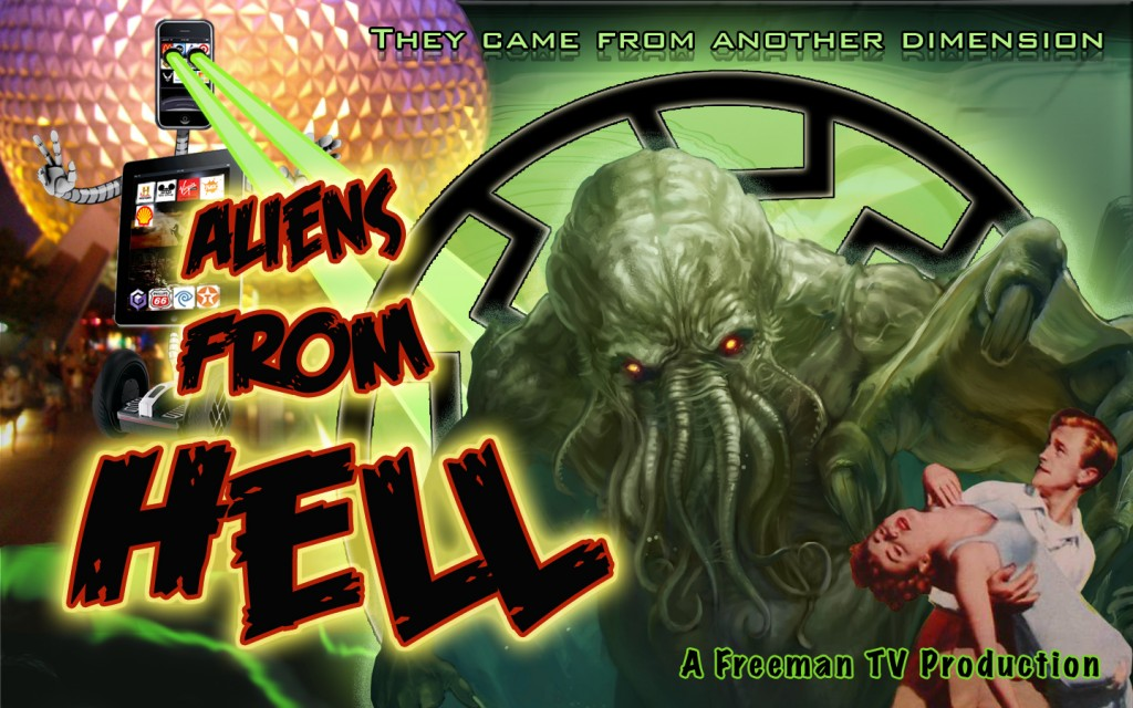 Aliens from Hell – Freeman Fly