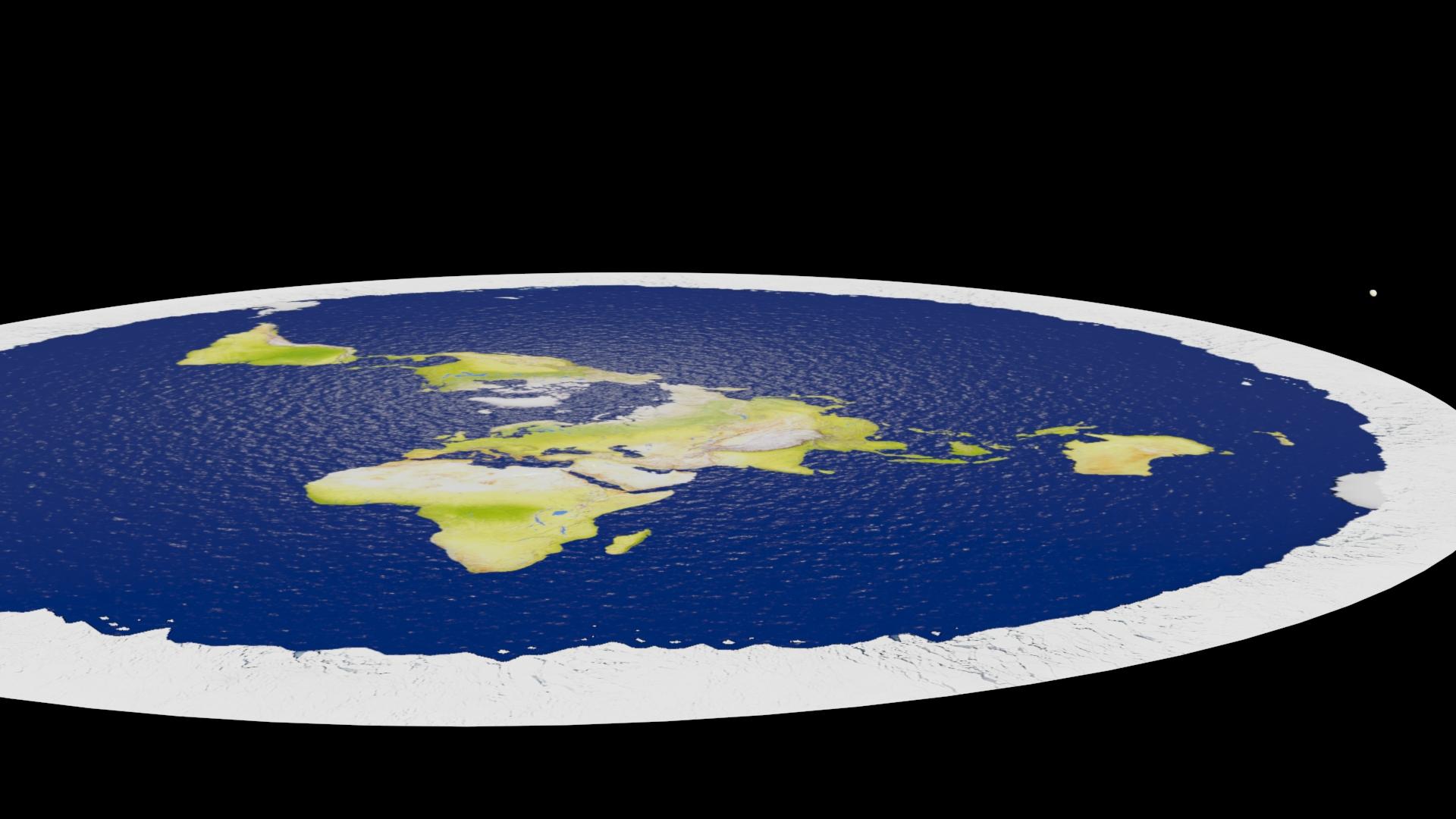 Hoe loop je het platte aarde virus op, en hoe kom je er weer vanaf?