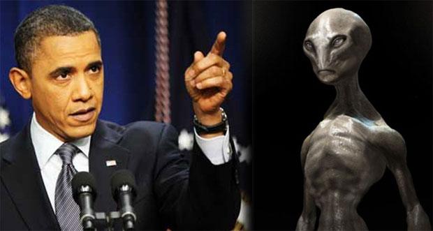De buitenaardse invloeden in de geopolitieke situatie op Aarde