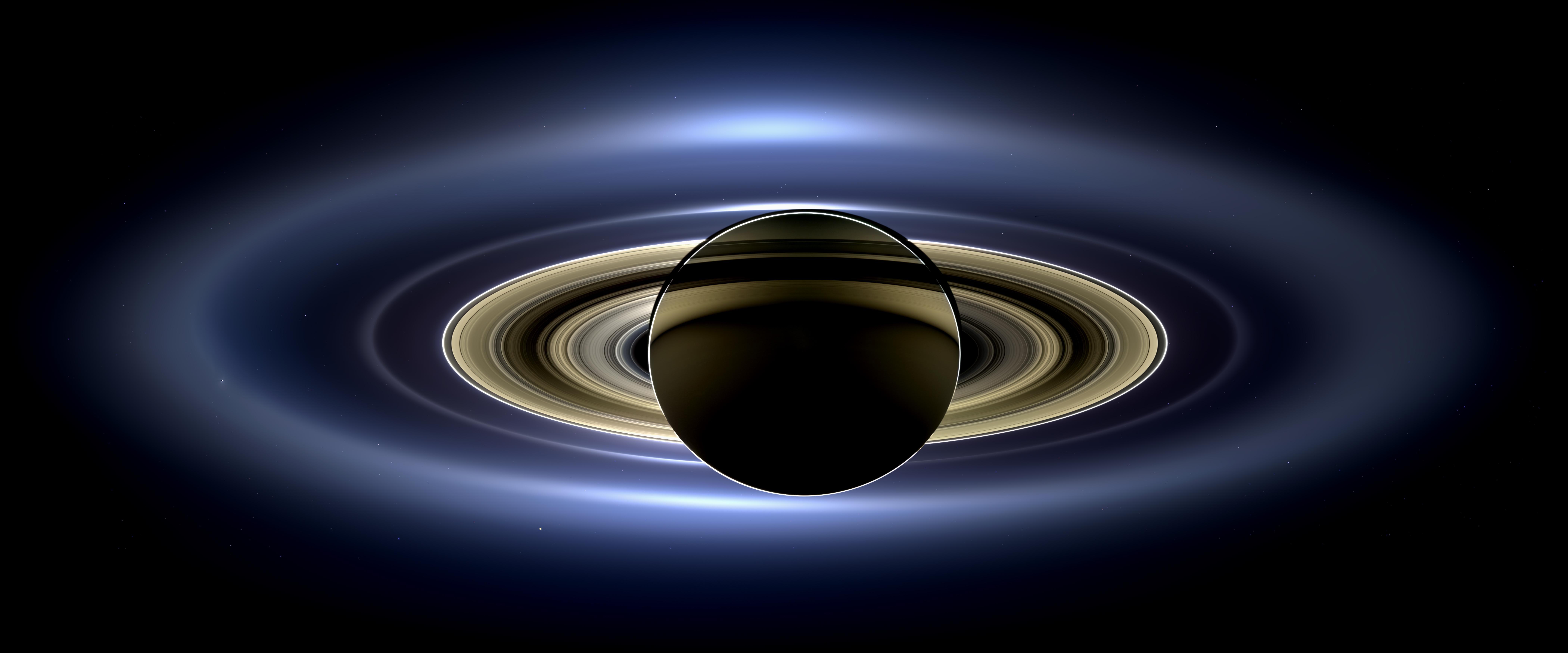 Saturnus ontmaskerd