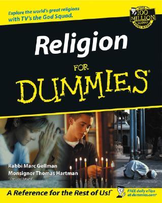 Religie voor Dummies: Een nieuwe column op IR