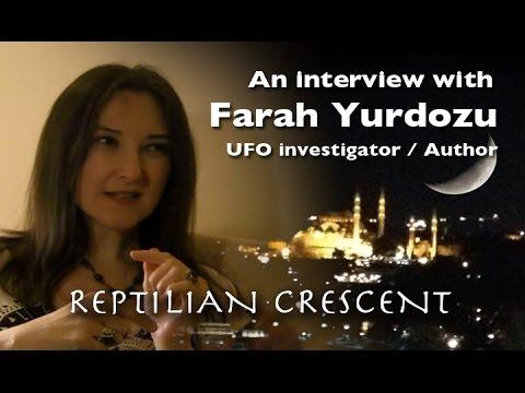 Farah Yurdozu – Reptilian Crescent