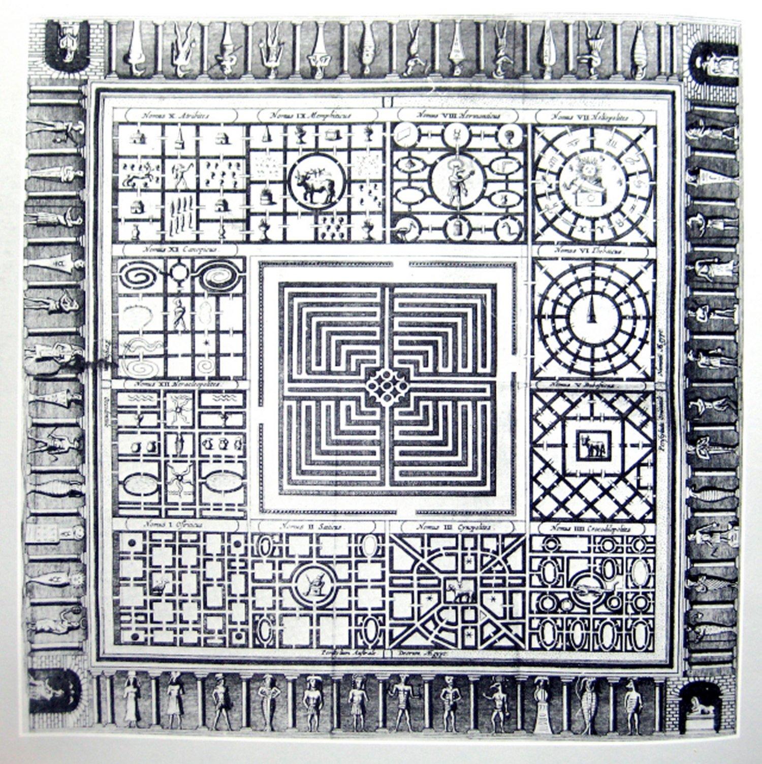 Tienduizenden jaren oud ondergronds labyrint complex gevonden in Egypte