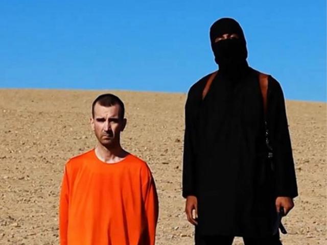 De ISIS Trilogie: De 'onthoofdingen' van David Haines, Steven Sotloff en James Foley