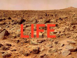 Is er buitenaards leven op Mars? – Indigo Revolution