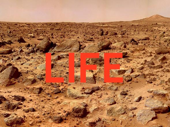 Is er buitenaards leven op Mars?