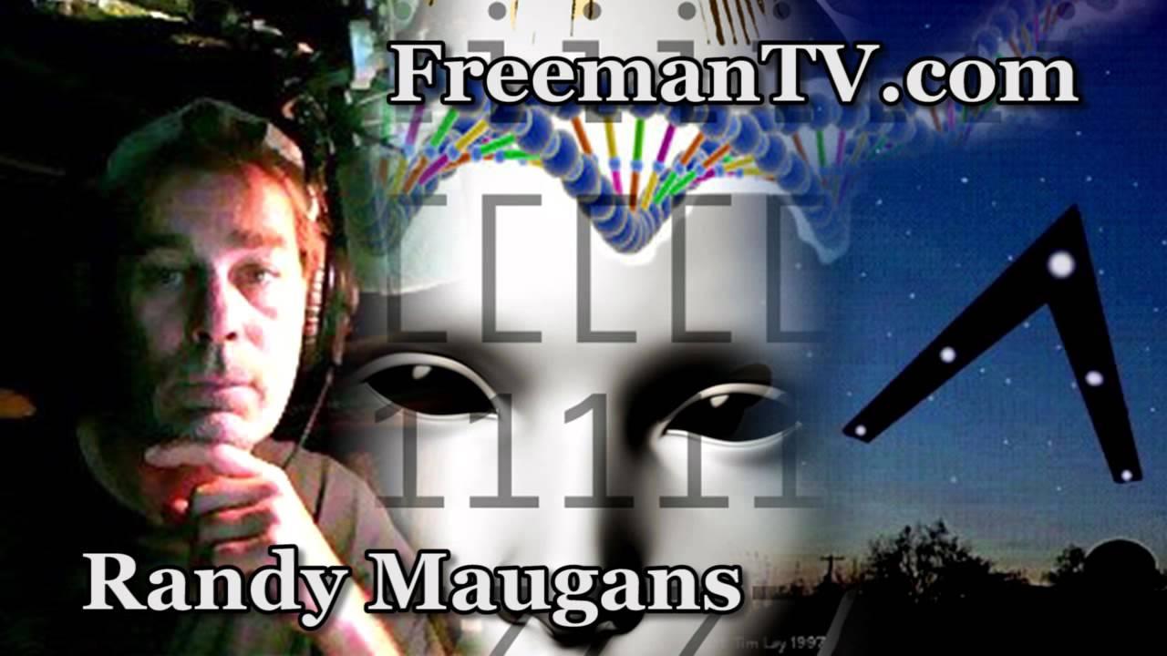 Randy Maugans – Kunstmatige intelligentie, transhumanisme en buitenaardsen