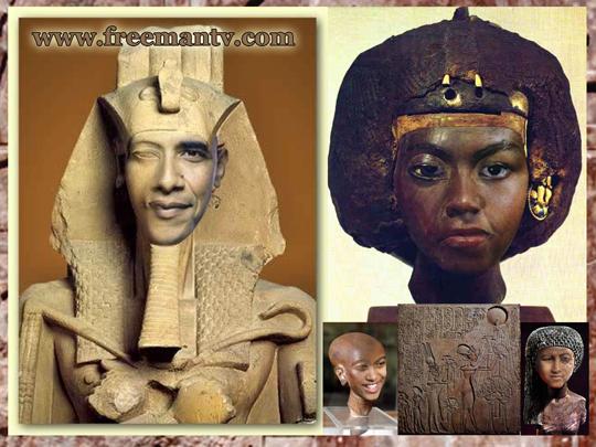 Is Obama een kloon?