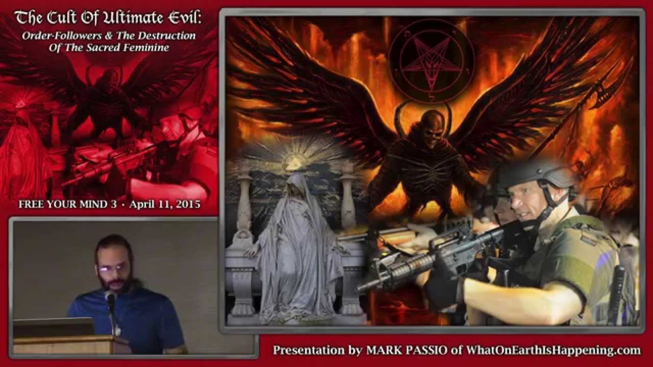 Mark Passio – De Cult van de ordervolgers (video)