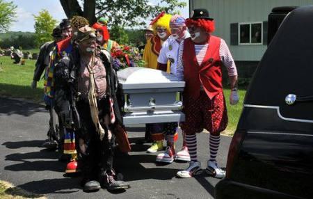 Ik was maar een clown – deel 3