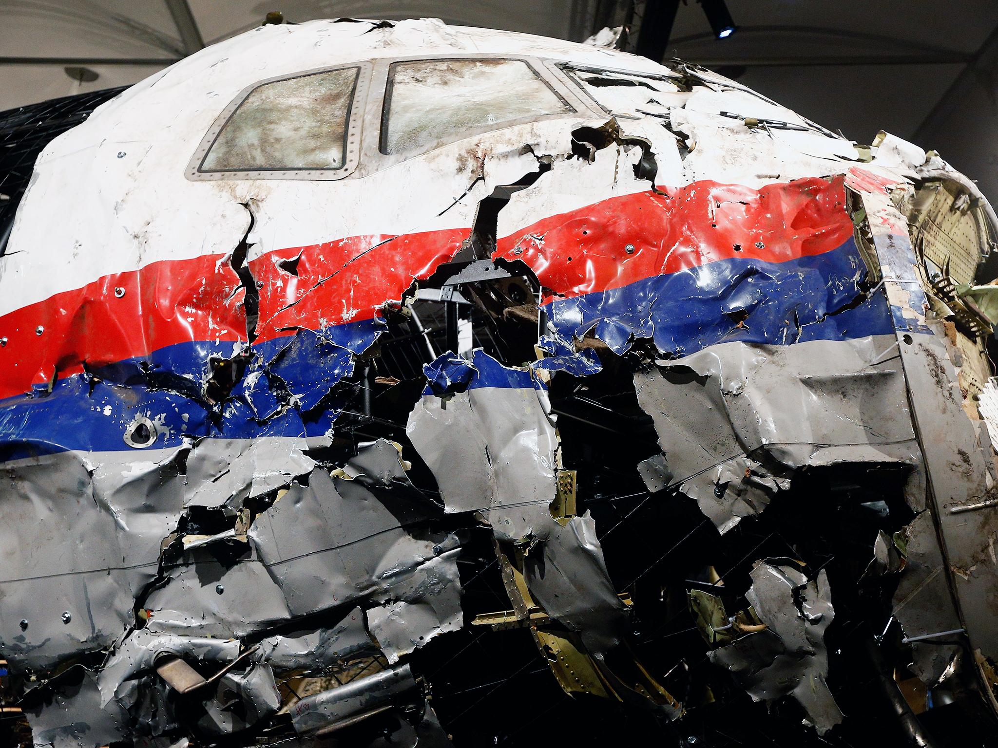 MH17 onderzoek van het JIT is een grote bij elkaar geraapte leugen