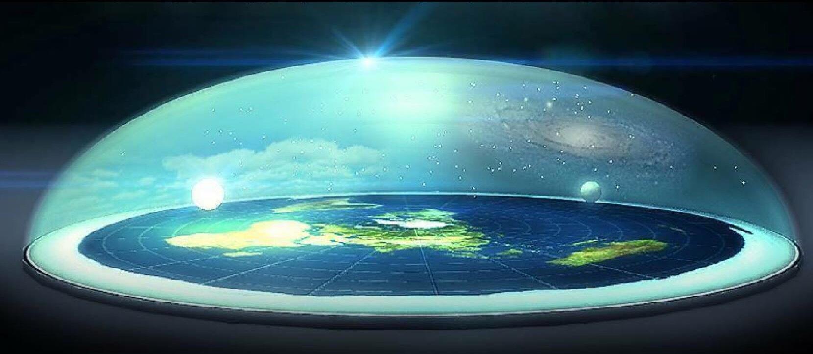 De Platte Aarde theorie, hoe zit dat dan?