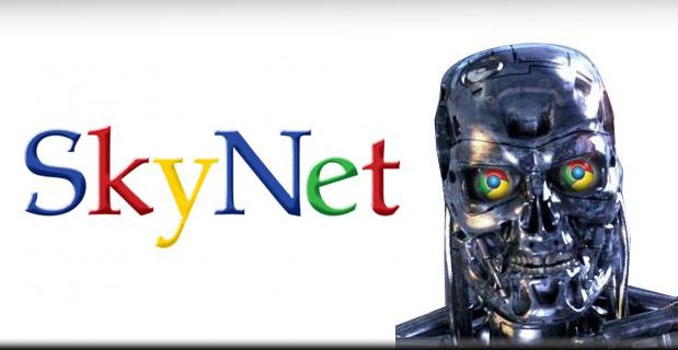 Google = Skynet