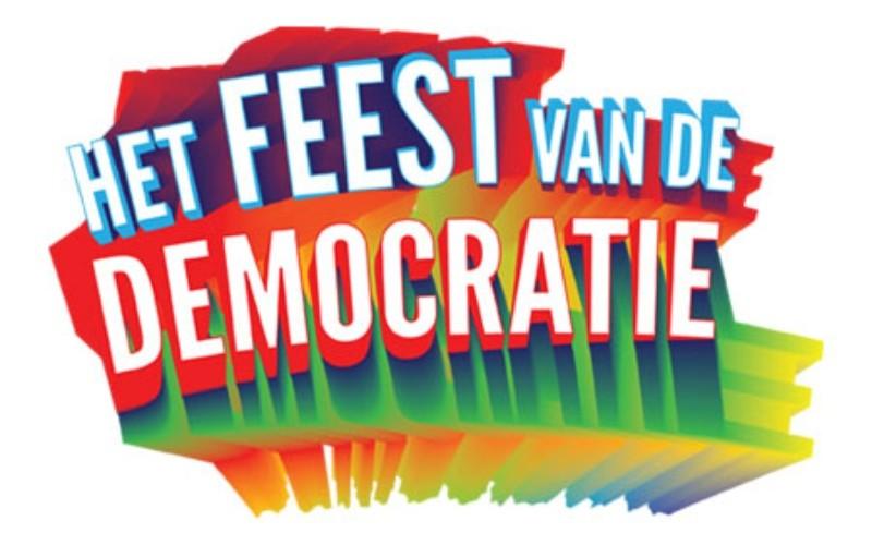 Het feest van de democratie (column)