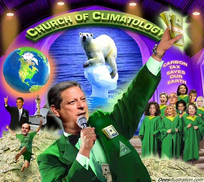Wie is hier nou de echte klimaatontkenner? (column)