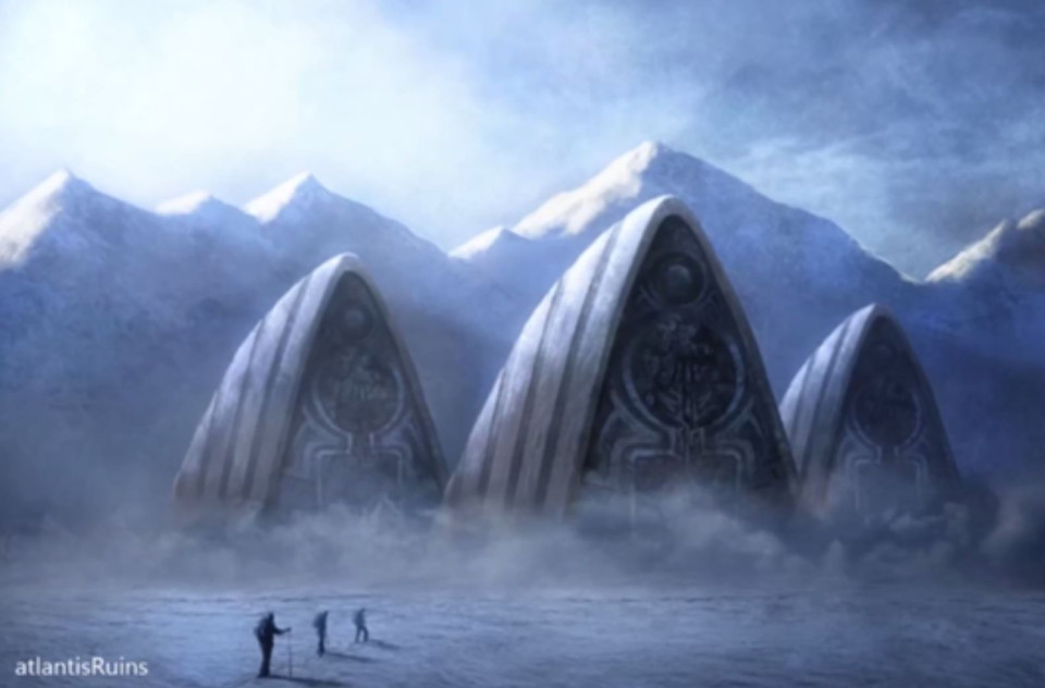 David Wilcock & Corey Goode – Antarctic Atlantis