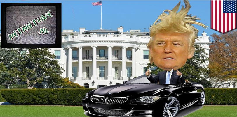 """NetNietLive – Uitzending 199 """"Tour of Trumpy"""" (25-5-2017)"""