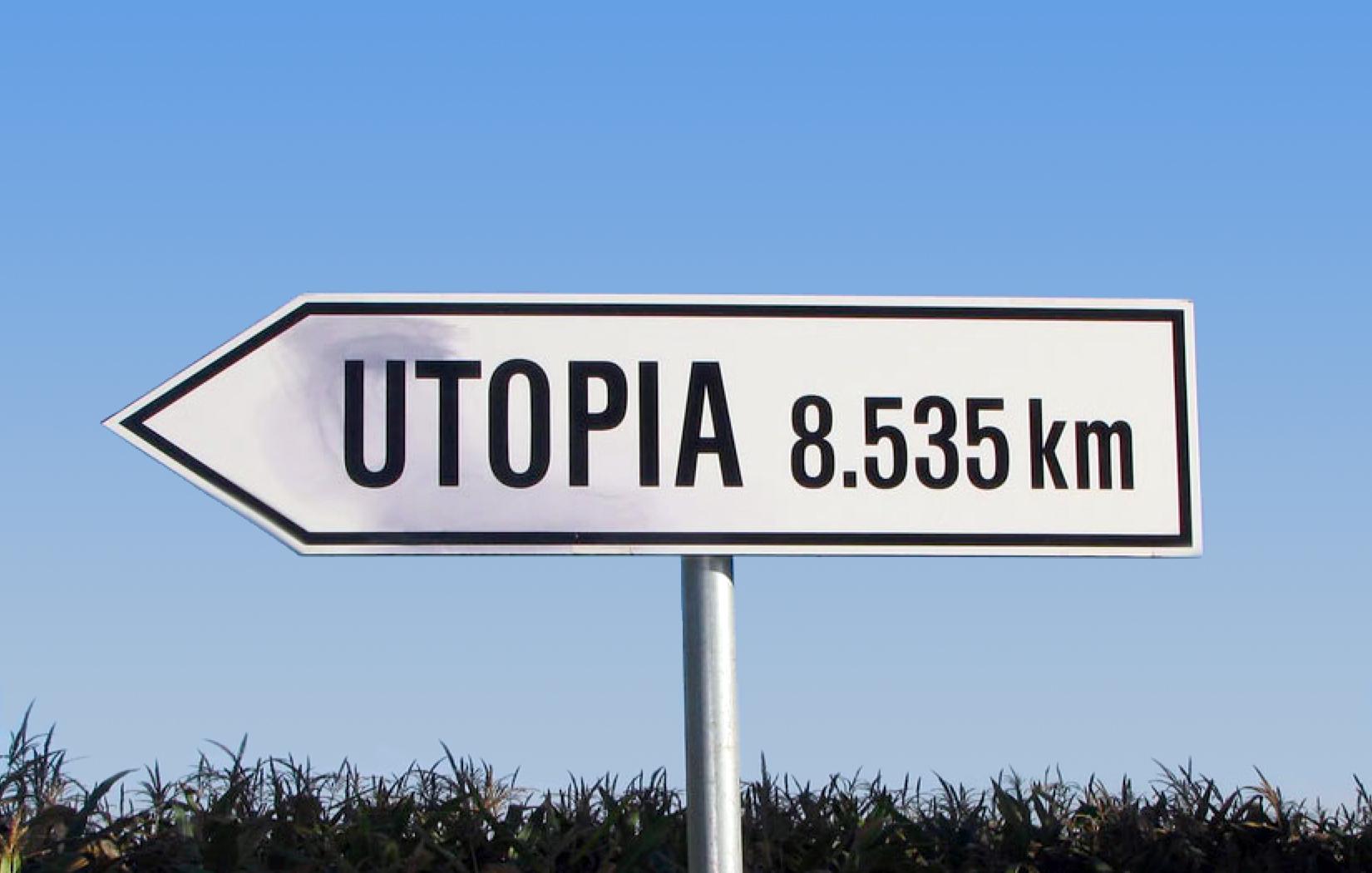 Mijn Utopia (column)