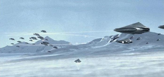 UFOs onder Antarctica & het vijfvingerige mysterie