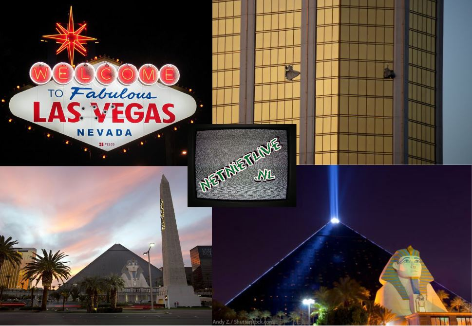 De Las Vegas false flag schietpartij