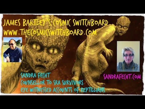 Satanisch ritueel misbruik & Reptilians – Sandra Fecht