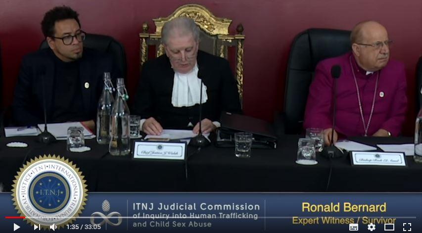 Het ITNJ, het ITCCS, en andere vangnet tribunalen houden de mensheid gevangen in plaats van voor vrede en gerechtigheid te zorgen