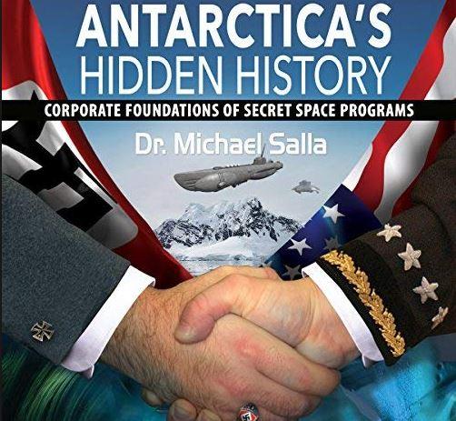 Michael Salla – Antarctica's verborgen geschiedenis en de evolutie van de geheime ruimteprogramma's (video)